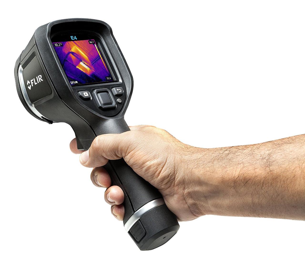 FLIR thermal camera - Thermal Imaging Blog