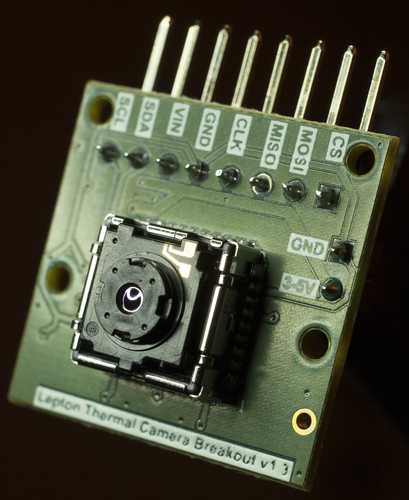 Lepton Thermal Camera Breakout Board