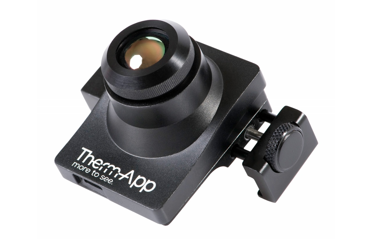 Imager do it yourself. Thermal camera from the camera. Principle of operation of the imager 33
